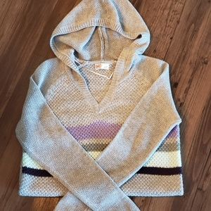 SO hooded sweater